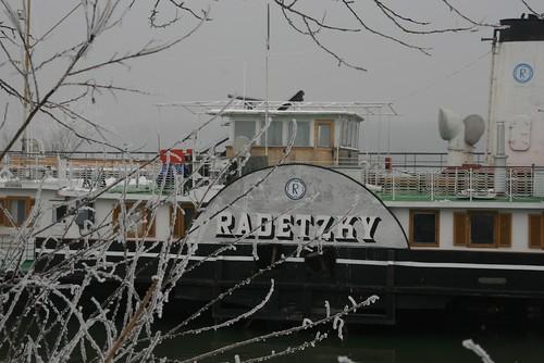 Kozlodui on the Danube