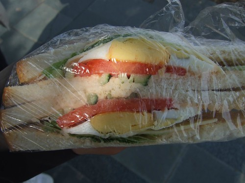 Sandwich at Tongji