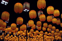 台灣燈會08鳳梨燈區