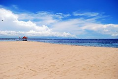Beach at Grand Mirage - BALI