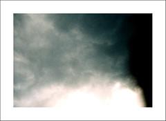 stormy weather [ansco 50 test -outtake one] (ǝlɐǝq ˙M ʍǝɥʇʇɐW) Tags: winter test storm film clouds dark texas 110 noise 08 stormyweather lowfi filmlives fburg ansco50 texasthunderstorms