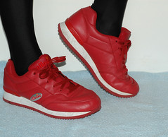Ellesse red (dany.june) Tags: red sneakers ellesse