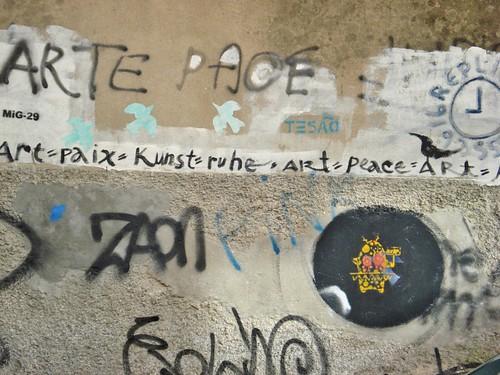Arte = Paz?