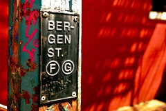 bergen street (alternativefocus) Tags: nyc newyork brooklyn subway pentax aficionados bergenstreet pentaxk10d alternativefocus