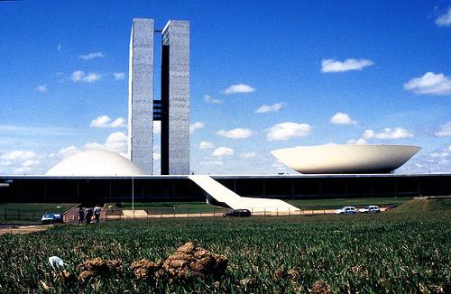 Minha homenagem a politica brasileira - Brasilia/DF - 1998