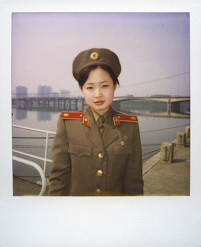 north korean women army. Back from North Korea!