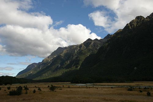 Milford Sound Road and Eglinton Valley