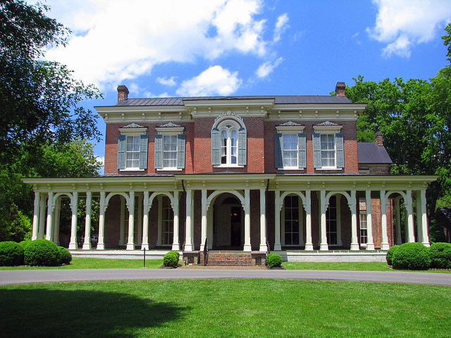 Oakland's Plantation House