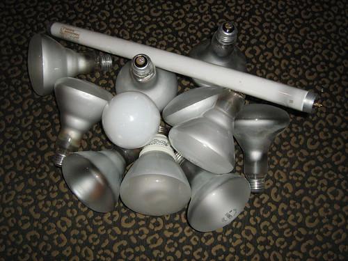 Pile o lights