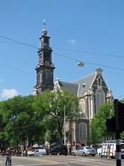Amsterdam - Westerkerk (Geert Schotanus) Tags: amsterdam westertoren westerkerk