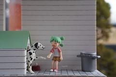 Hello! (omgdolls) Tags: yotsuba よつば dalmatian lundby