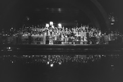 untitled-51-Edit (dvlmnkillatron) Tags: selfdeveloped zero image 69 120 bw film ilford mediumformat pinhole zero69 zeroimage longexposure champaign sevensaints liquor bottles bar