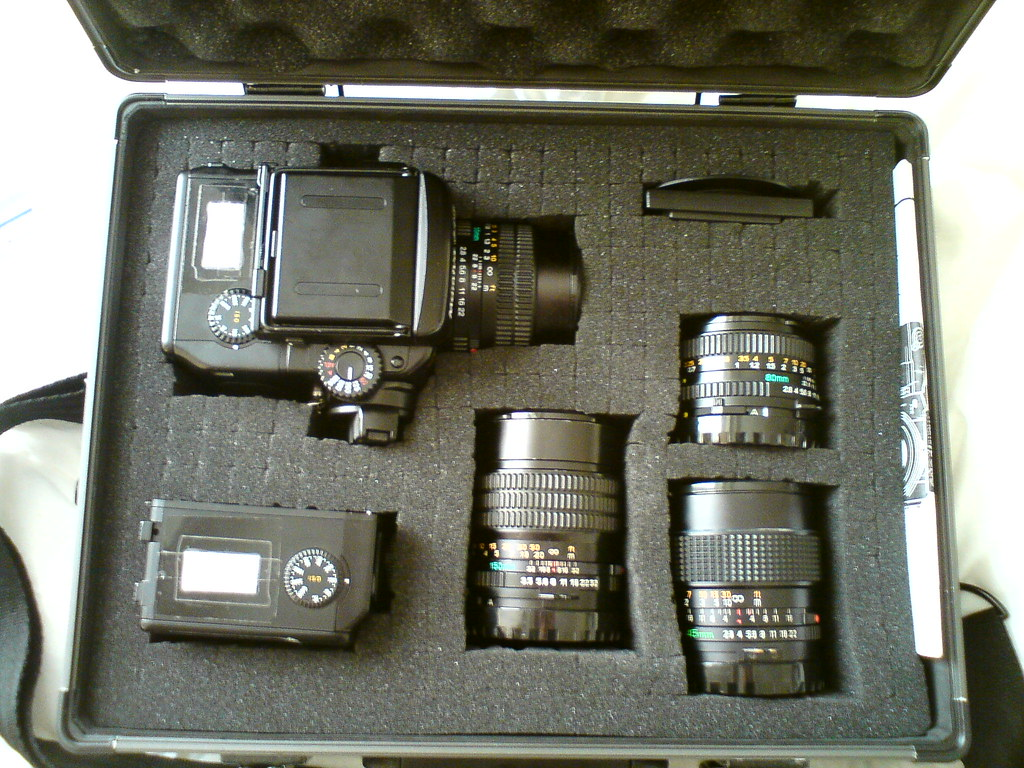 Mamiya 645 Pro Medium Format Film Camera