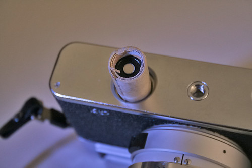 DIY - Yashica Electro 35 - Replace ur 'zed batery - #6