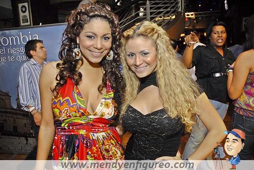 Yamile Valdez y Joheny Abreu