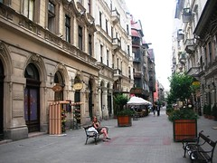 Budapest in Hungary - In the Streets #4