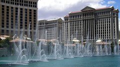 Bellagio Fountain Show