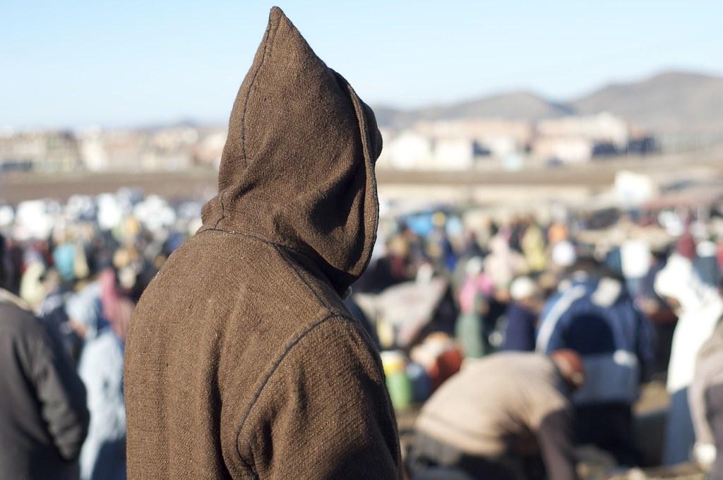 Mercado de Azrou (Marruecos)