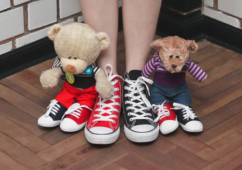 Converse All Star + Animals