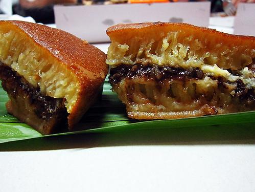 Martabak Manis- Indonesian Sweet Pancake