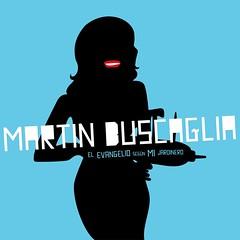 Martín Buscaglia - El Evangelio Según Mi Jardinero (CD) LMNK16