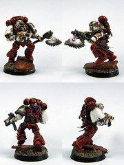 Honour Guard (Livastaur) Tags: phoenix marine space guard running 40k pistol bolt warhammer honour brethren chainaxe