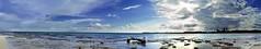 Punta esmeralda (Hannibal Navia) Tags: del mexico landscapes playa panoramicas punta carmen roo quintana esmeralda