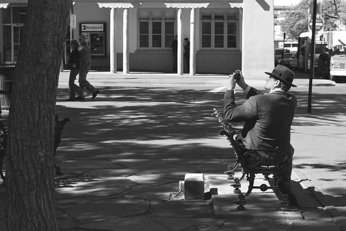 Picturing the Plaza, Santa Fe, New Mexico, by Joe Beine