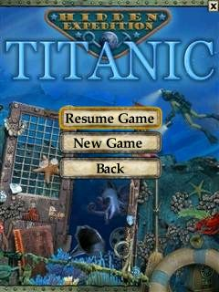 [Test] Hidden Expedition:Titanic.