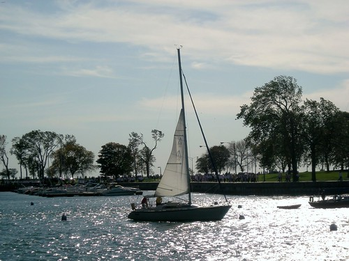 Chicago - Sail Boat