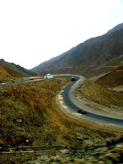 Winding Road (From Afghanistan With Love) Tags: travel afghanistan digital canon photography rebel kiss northern salang zeerak safrang hamesha javaid samangan aybak