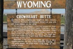 Crowheart Butte (jiejie197777) Tags: rocks kevin honeymoon yellowstone wyoming grandteton jacksonhole dubois crowheart crowheartbutte dubios