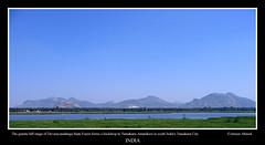 Welcome winter! (Tumkur Ameen) Tags: india lake forest state manmade karnataka ahmed wetland freshwater ameen tumkur devarayanadurga amanikere tumakuru