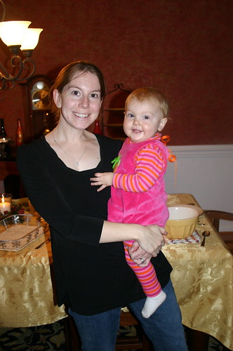 Anna & Mommy