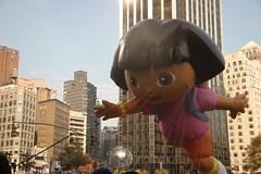Floating Dora