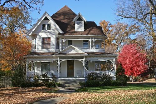Joseph G. Stansfield House, Mt. Carmel