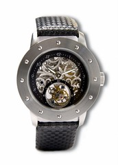 The NakedWatch® Tailored Tourbillon Skeleton 2