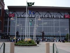 Lambeau Field (blakemjordan) Tags: packers greenbay lambeaufield