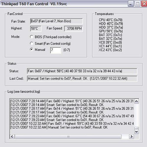 Improving T60p heatsink performance - Thinkpads Forum