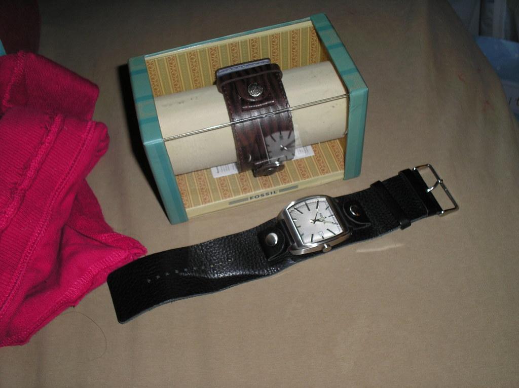 the watch set i bought Josh.