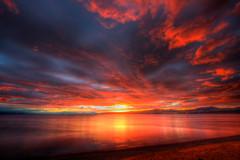 Dragon's Breath (dazstudios) Tags: newzealand hdr laketaupo