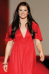 Danica Patrick, The Heart Truth's Dress Collection 2007