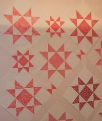 Quilt Pink Quilt #1 - progress