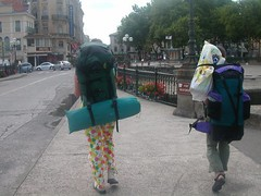 Two Backpackers