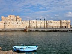 Egypt-14A-077 - Qaitbay Citadel