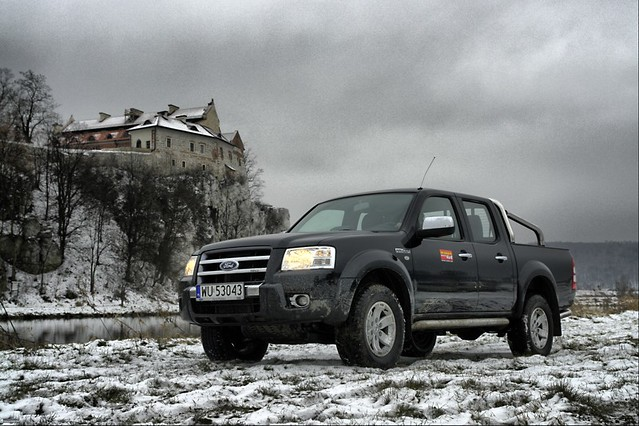 ford ranger 4x4 limited doublecab