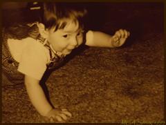 crawling teo