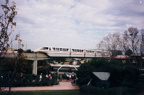 Monorail coral