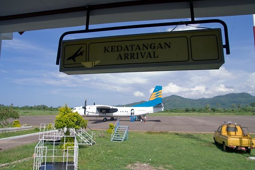 Laboan Bajo Airport