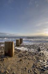Groyne (Fantasma Doido) Tags: sea water canon coast seaside brighton angle hove wide seafront groyne efs hdr shoreham efs1022mm